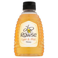 Rowse Light And Mild Honey - 340g - Pack of 2 (340g x 2)