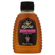 Rowse Squeezy Australian Honey - 250g - Pack of 2 (250g x 2)