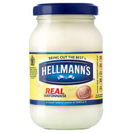 Hellmanns Real Mayonnaise - 200g - Pack of 4 (200g x 4)