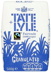 Tate & Lyle Granulated Sugar -1 x 500g