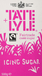 Tate & Lyle Icing Sugar 10 pack -10 x 500g
