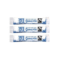Tate & Lyle White Sugar Stick Pack of 100 -approx 100 sticks