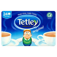Tetley Original Tea Bags - 240's - Pack of 2 (240's x 2)