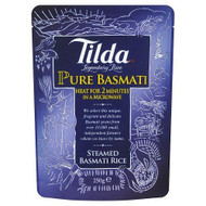 Tilda Pure Steamed Basmati Rice -6 x 250g