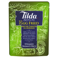 Tilda Steamed Basmati Egg Fried Rice - 250g (Pack of 6)