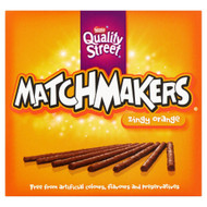 Nestle Matchmaker Zingy Orange - 130g - Pack of 4 (130g x 4 Boxes)
