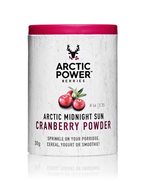 Arctic Powder Berries Cranberry Powder - 30g