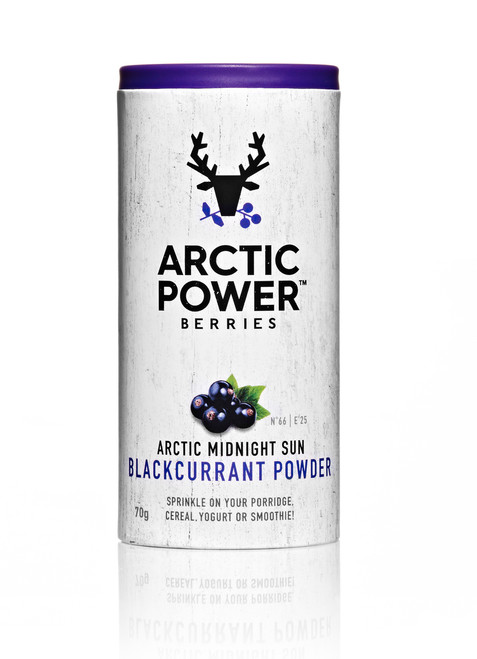 Arctic Powder Berries Blackcurrant Powder Large