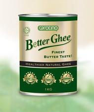 Carotino - Better Ghee - Healthier Natural Ghee - DAIRY FREE - 1KG