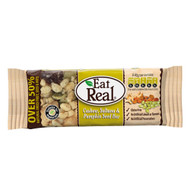 Eat Real - Cashew, Sultana & Pumpkin Seeds Bar - 40g (Pack of 10)