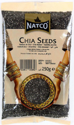 Natco - Raw Chia Seeds - 250g (Pack of 2)