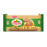 Britannia - Pistachio & Almond Flavoured Cookies - 90g (Pack of 12)