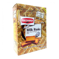 Britannia - Milk Rusk - 620g (Pack of 2)