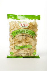 Taj Brand - Cassava Chips - Unsalted Flavour - 250g