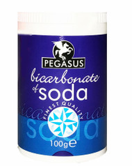 Pegasus - Baking Powder & Bicarbonate of Soda - 100g (Pack of 2)