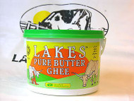 Lakes - Pure Butter Ghee - 2kg