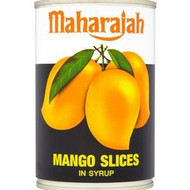 Maharajah - Mango Slices in Syrup - 425g (Pack of 4)