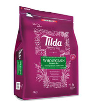 Tilda - Wholegrain Basmati Rice - 5kg