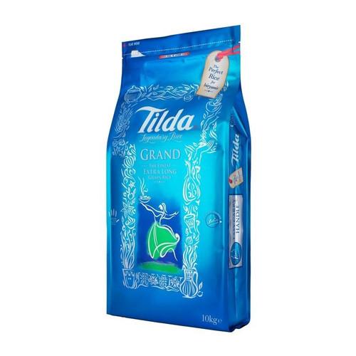 Tilda - Grand Extra Long Grain Rice - 10kg