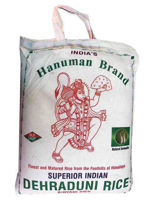 Hanuman - Dehradun Basmati Rice - 5kg
