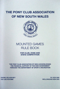Mounted Games Rule Book