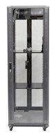 37RU network server rack cabinet 600mm deep - front