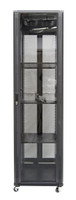45RU network server rack cabinet 1000mm deep - front