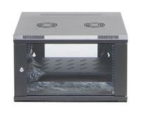 9RU wall mount server rack cabinet Swing Frame