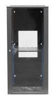 27RU Wall Mount Server Rack Cabinet 600mm Deep Swing Frame