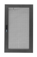 27RU 60mm Wide Server Rack Cabinet Mesh Door