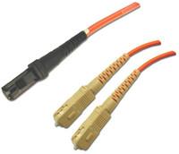 OM1 MTRJ-SC Fibre Patch Lead 62.5u