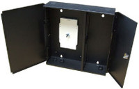 Wall Mount Fibre Panel 4 slot