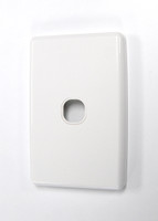 Single Port Face Plate - Type 2