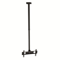 "32-55"" Telescopic Ceiling Mount Bracket for LCD TV"