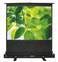 Projector Screen 60 Inch Floor Standing