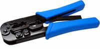 6/8 Positon Metal Crimping Tool RJ11, RJ12, RJ45