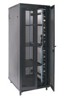 27RU network server rack cabinet 800mm wide, 800mm deep