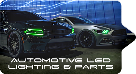 Auomotive LED Lighting & Parts