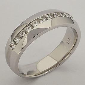 Men's Diamond Wedding Band diawb204-diamond-wedding-band