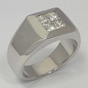 Men's Diamond Wedding Band diawb162-diamond-wedding-band
