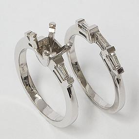 wedding set wedding-ring-set-167