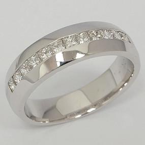 Men's Diamond Wedding Band diawb133-diamond-wedding-band