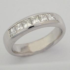 Men's Diamond Wedding Band diawb132-diamond-wedding-band