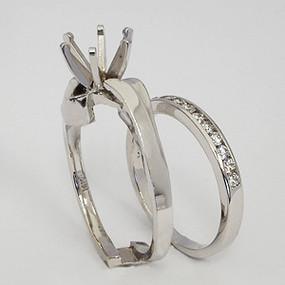 wedding set wedding-ring-set-163