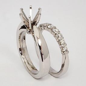 wedding set wedding-ring-set-156