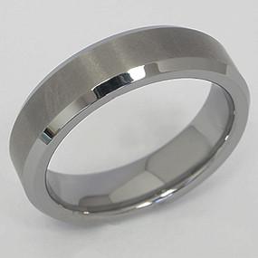 Men's Tungsten Wedding Band tung134-tungsten-wedding-band