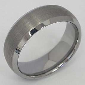 Men's Tungsten Wedding Band tung132-tungsten-wedding-band