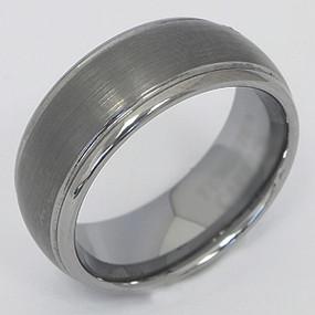 Men's Tungsten Wedding Band tung121-tungsten-wedding-band