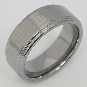 Men's Tungsten Wedding Band tung114-tungsten-wedding-band