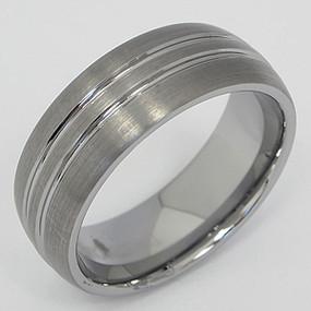 Men's Tungsten Wedding Band tung102-tungsten-wedding-band
